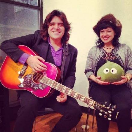 Dispatch from the GiantDesk: The Orion Experience performs at Peatix!