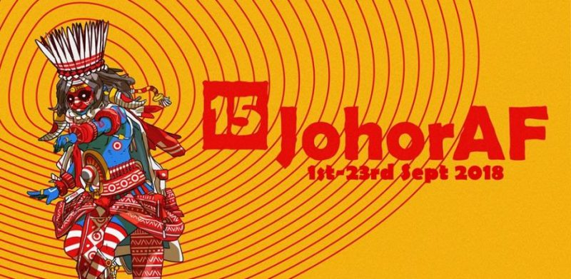 Feast your senses with five must-see music gigs at #15JohorAF