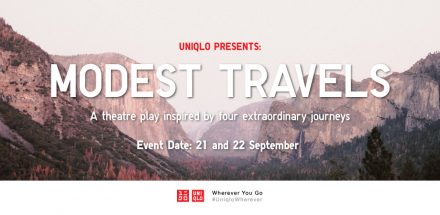 Uniqlo presents: Modest Travels