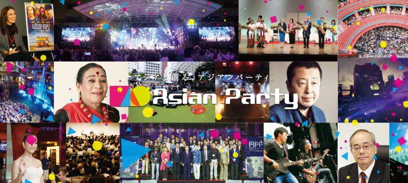 The Asian Party, Fukuoka
