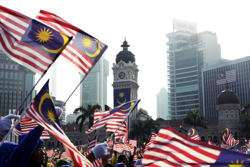 Come together this Malaysia Day weekend