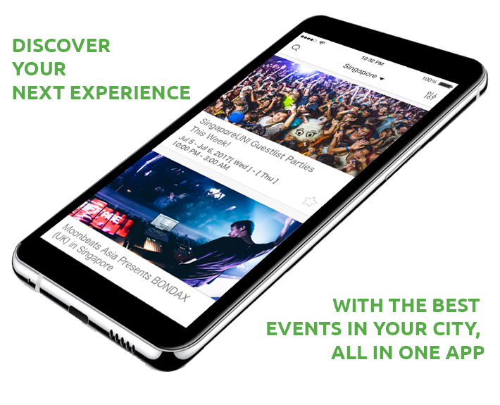 Event discovery made easier and faster with the new Peatix 3.0 on Android