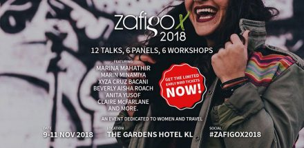 ZafigoX: An All Women Weekend