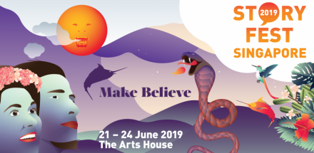 Storyfest 2019: Make Believe