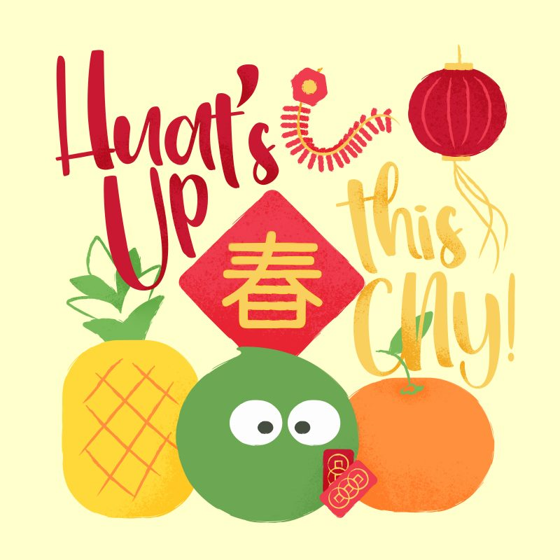 Huat's Up This CNY!