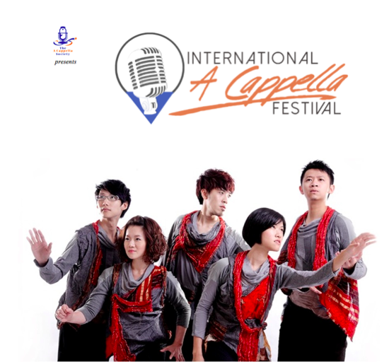 [GIVEAWAY] 2 Pairs of Tickets to Catch Voco Novo, a Taiwanese A Cappella group