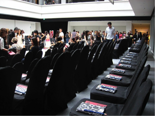 Digital Fashion Week 2013 Day 2: Topshop's Christmas Debut Collection + 3 Local Designers