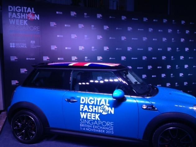 Digital Fashion Week 2013 Day 4: Al & Alicia S/S 2014 Collection
