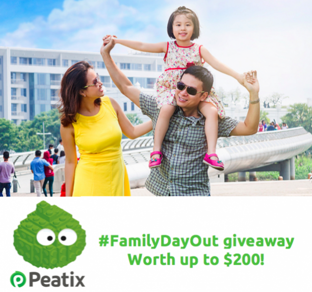 [GIVEAWAY] Win a fabulous #FamilyDayOut package worth up to $200!