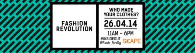 Behind the Scenes with the Singapore team organising Fashion Revolution Day: Bring it on!