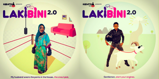 [GIVEAWAY] 2 Pairs of Tickets to Catch LakiBini 2.0 – A satire on love, marriage, and divorce