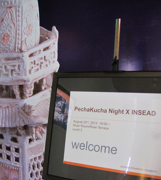 PechaKucha Night x INSEAD: An Insightful and Evocative Chit-Chat