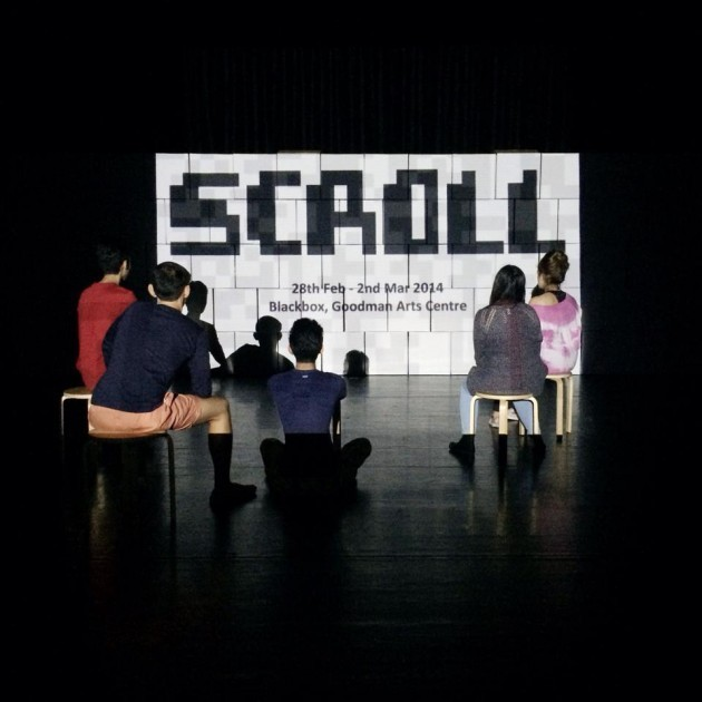 Scroll, an original play by Bound Theatre