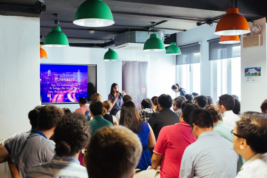 Backstage Pass by Peatix on using events to build a community