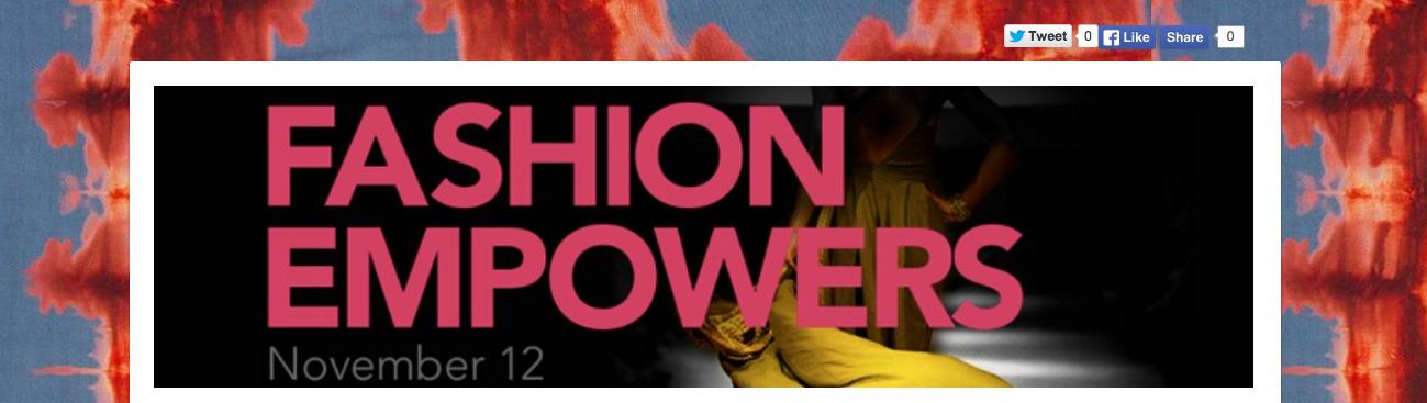Heshima Kenya Fashion Challenge