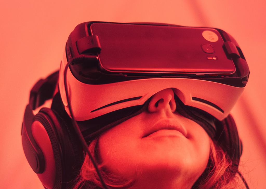 Virtual Reality at Backstage Pass, a community event for organisers