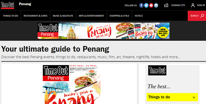 List Your Event For Free In: Kuala Lumpur and Penang ...