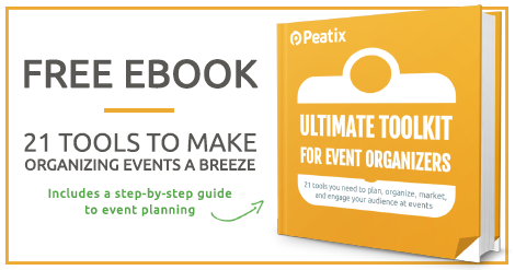 21 tools to make organising events a breeze, includes a step-by-step guide to event planning